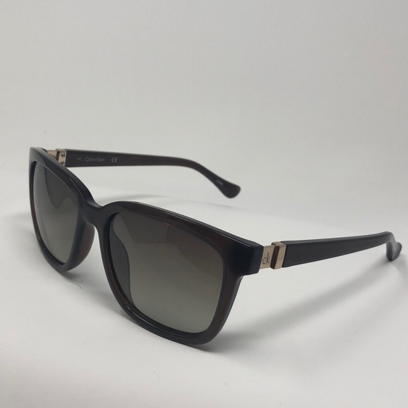 Calvin 210 Sunglasses Brown Klein Ck3190s Womens DWH29IYE